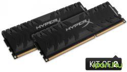 Kingston HyperX Predator 8GB (2x4GB) DDR3 2133MHz HX321C11PB3K2/8