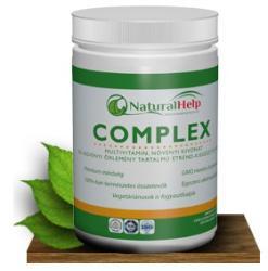 NaturalHelp Complex multivitamin por - 450g
