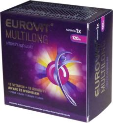 Eurovit Multilong kapszula - 120 db