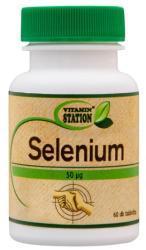 Vitamin Station Selenium kapszula - 30 db