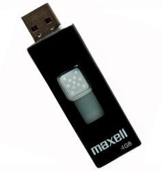 Maxell Venture E100 4GB USB 2.0 854278.00 TW