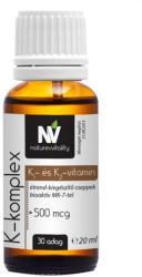 Nature & Vitality K-komplex vitamin cseppek - 20ml