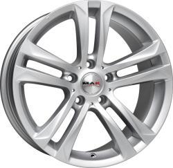 Mak Bimmer Silver CB74.1 5/120 20x10.5 ET30