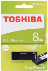 Toshiba TransMemory U302 8GB USB 3.0 THN-U302K0080M4