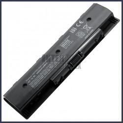HP 710416-001 4400 mAh 6 cella fekete notebook/laptop akku/akkumulátor utángyártott