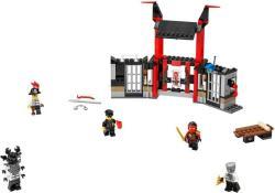 LEGO Ninjago - Szökés a Kriptárium börtönből (70591)