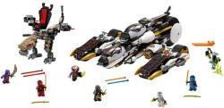 LEGO Ninjago - Ultra lopakodó támadó (70595)