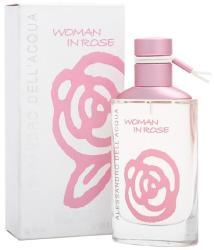 Alessandro Dell'Acqua Woman In Rose EDT 100ml Tester