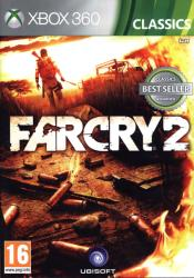 Ubisoft Far Cry 2 [Classics] (Xbox 360)