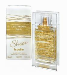 La Prairie Life Threads Gold Sheer EDP 50ml