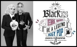 Paco Rabanne Black XS Be a Legend Iggy Pop EDT 100ml Tester
