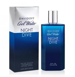 Davidoff Cool Water Night Dive Man EDT 100ml Tester