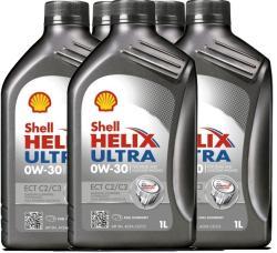 Shell Helix Ultra 0W-30 ECT C2/C3 (1L)