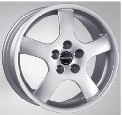 Borbet CB silver 5/110 15x6.5 ET40