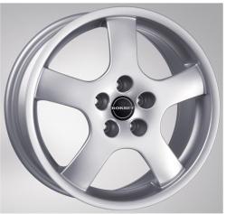 Borbet CB silver 5/98 15x7 ET35