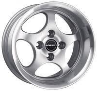 Borbet T silver 5/108 15x7 ET35