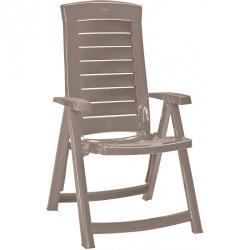 Curver Aruba összecsukható, dönthető háttámlájú szék