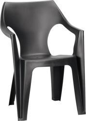 Curver Dante Low alacsony támlás műanyag kerti szék