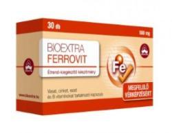 Bioextra Ferrovit kapszula - 30 db