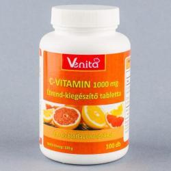 Venita Trade C-Vitamin 1000mg tabletta - 100 db