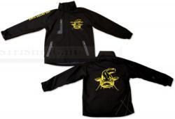 Black Cat Rain Jacket