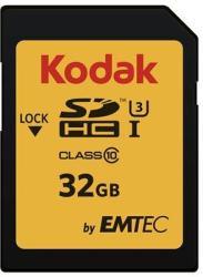 Kodak SDHC 32GB Class 10 EKMSD32GHC10HPRK
