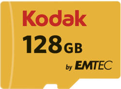 Kodak MicroSDHC 128GB Class 10 EKMSDM128GXC10K