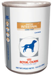 Royal Canin Gastro Intestinal Low Fat 12x410g