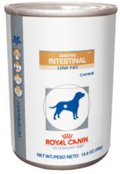 Royal Canin Gastro Intestinal Low Fat 12x410g