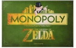 Hasbro Joc Monopoly - The Legend of Zelda