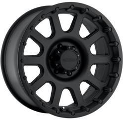 Pro Comp 7032 Flat Black 5/127 17x9 ET6