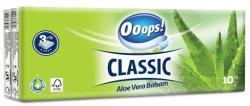 Ooops! Classic Aloe Vera Balsam 3 rétegű 10 x 10db