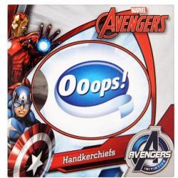 Ooops! Marvel Avengers kozmetikei kendő 54db