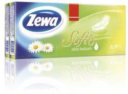 Zewa Softis Aloe Balsam 10 x 9db
