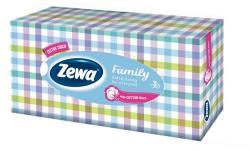 Zewa Family kozmetikai kendő 90db