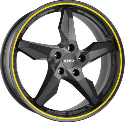 DOTZ Touge graphite CB70.1 5/112 19x8 ET35