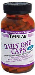 Twinlab Daily One vassal - 180 db
