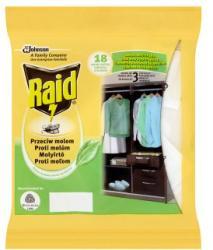 Raid Zöld teás molyirtó tabletta 18db