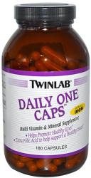 Twinlab Daily One vas nélkül - 180 db