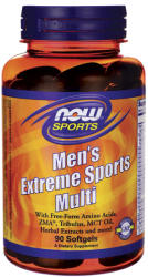 NOW Men's Extreme Sports Multi kapszula - 90 db