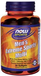 NOW Men's Extreme Sports Multi kapszula - 90 db