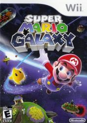 Nintendo Super Mario Galaxy (Wii) Software - jocuri