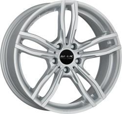 Mak Luft Silver CB66.6 5/112 17x7.5 ET54