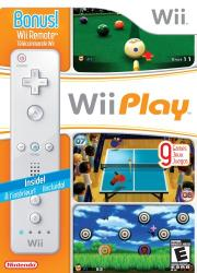 Nintendo Wii Play [Remote Bundle] (Wii)