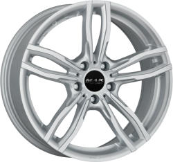 Mak Luft Silver CB72.6 5/120 18x7.5 ET45