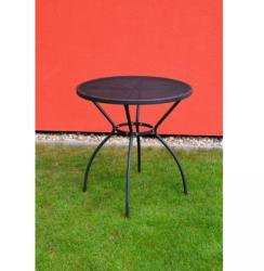 ZWMT-06 kerti körasztal fémből