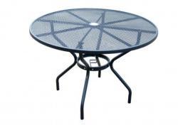 ZWMT-51 kerti asztal fémből