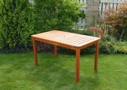 Sorrento kerti fa asztal