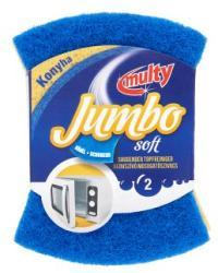 Multy Jumbo Soft nedvszívó mosogatószivacs 2db