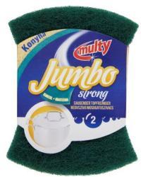 Multy Jumbo Strong nedvszívó mosogatószivacs 2db
